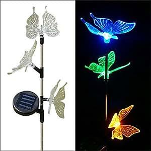 Buy Solar LED Garden Light Amazon Electronics