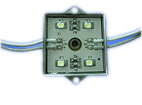 4Green Leds 3528 Led Module Waterproof Dc12V 0.48W Waterproof Ip65 Led Modules For Channel Letter Sign