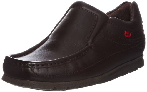 Kickers Men's Fragile Slip Brown Shoe 1ka10m0331dkd 10 UK