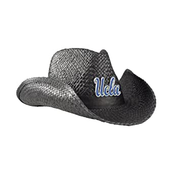 NCAA UCLA Bruins Black Cowboy Hat
