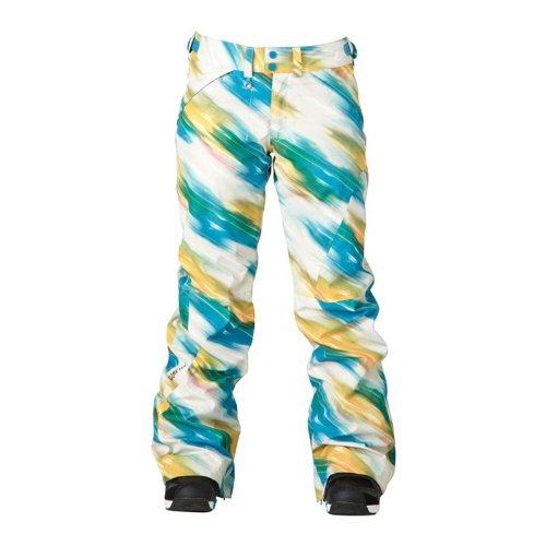 Roxy Rushmore Pant (Borealis) Women's Snowboard Pants Roxy B00FFO78RE