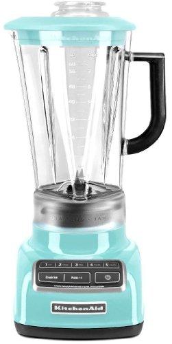 Kitchenaid Martha Stewart Blue 5-speed Aqua Sky Diamond Vortex Blender Ksb1575aq Gift for Your Family