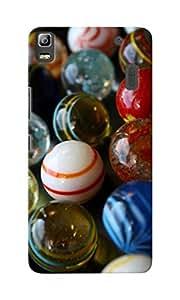 CimaCase Colorful Balls Designer 3D Printed Case Cover For Lenovo A7000