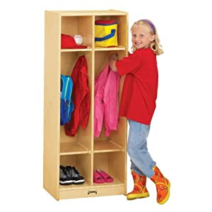 Double Locker - 2 Sections