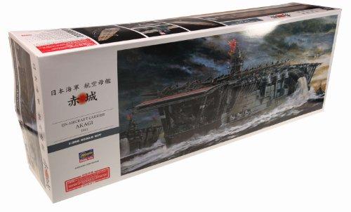 1/350 日本海軍 航空母艦 赤城