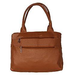 Glory Fashion Women's Stylish Handbag Maroon-GF-210