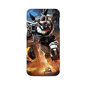 TAZindia Designer Printed Hard Back Case Mobile Cover For Samsung Galaxy A3