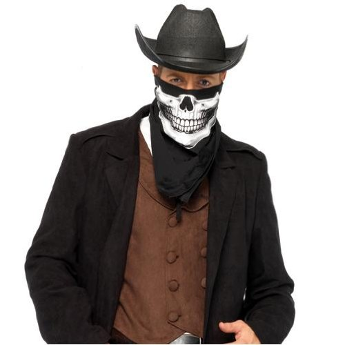 Skull Bandana Motorccle Face Mask