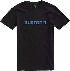 Burton Herren T-Shirt Logo Horizontal, true black, M, 267278