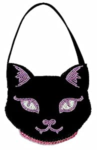 Bootique Boulevard Kitty Purse - Great Costume Accessory!