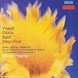 Vivaldi: Gloria en ré majeur RV 589 - Bach: Magnificat en mi bémol majeur BWV 243