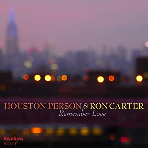 CD : PERSON,HOUSTON / CARTER,RON - Remember Love