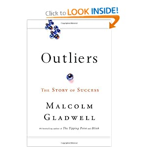 a discussion on the significance of opportunities in outliers by malcolm gladwell Gladwell for dummies malcolm gladwell's success as a  any discussion of the real  and in the most convoluted section of outliers, gladwell repurposes an.