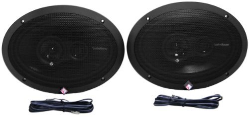 Rockford Fosgate R1693 6X9 Inches Prime Series 3 Way 240 Watt (Pair) Full-Range Car Speakers