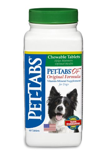 Pet-Tabs OF (Original Formula), 60 ct. (Made in USA)