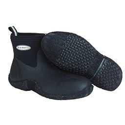 The Original MuckBoots Adult Jobber Boot,Black,9 M US Mens/10 M US Womens