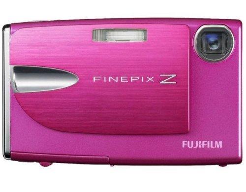"Fujifilm FinePix Z20fd Digital Camera - Champagne Pink (10.0MP, 3x Optical Zoom) 2.5"" LCD"