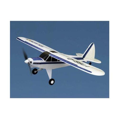 Super Cub 24Ghz RTF 29 WingSpan RC 3CH EPO Airplane Beginner Glider R C Piper J-3 Trainer Plane V765-2