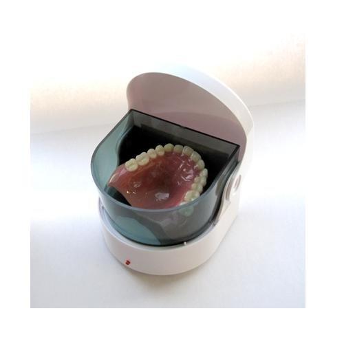 ヤザワ 入れ歯洗浄器 SLV01WH
