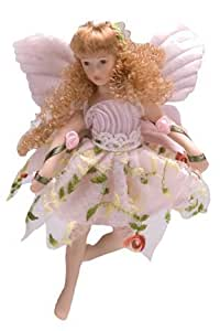 Large Porcelain Fairy Dolls (Colors May Vary)