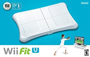 Wii Fit U w/Wii Balance Board accessory and Fit Meter - Wii U from Nintendo
