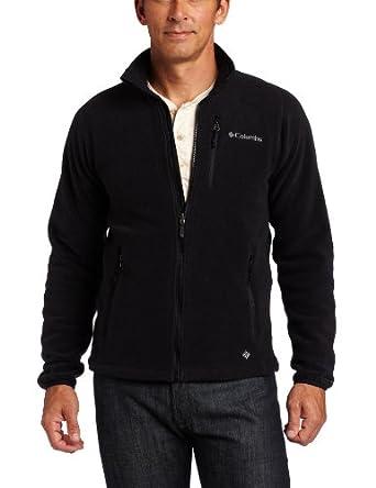Columbia Mens Road 2 Peak Full Zip Fleece Jacket by Columbia