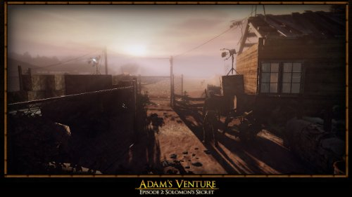 Adam's Venture 2: Solomon's Secret  screenshot