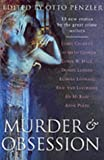 Murder & Obsession (0752841289) by Penzler, Otto