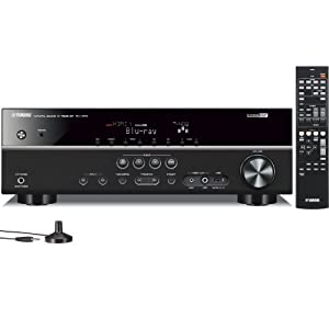 Yamaha RX-V373 5.1-Channel AV Receiver $199.95
