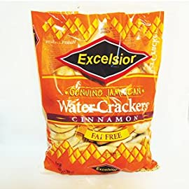 Excelsior Water Crackers Cinnamon 11.85 OZ