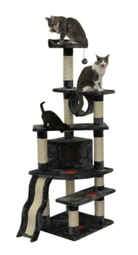 Shanghai Cat Furniture Tree House Condo Scratching Post Tower