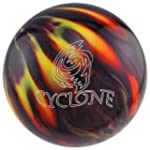 Ebonite Cyclone Bowling Ball- Purple/...