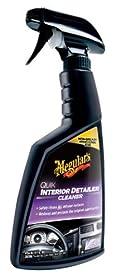 Meguiar's G13616 Quik Interior Detailer Cleaner - 16 oz.