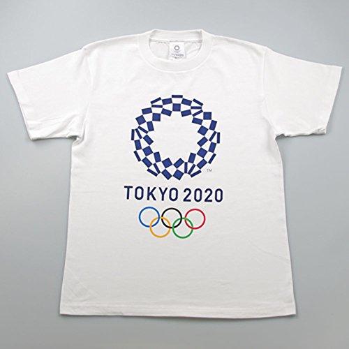 東京オリンピック エンブレム Tシャツ ベーシック 01 (XL)