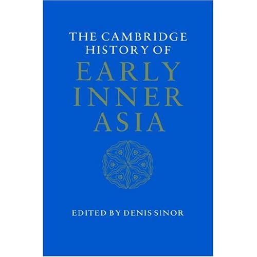 The Cambridge History of Early Inner Asia,2008.pdf