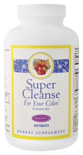 4168HXC4NVL. SL500  Natures Secret Super Cleanse Reviews