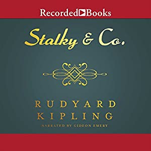 Stalky and Co. Audiobook