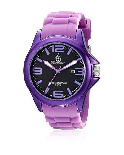 Burgmeister Reloj de cuarzo Fun Time BM166-090A Violeta 45.00 mm