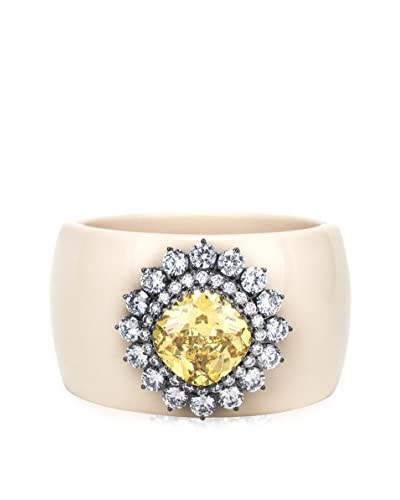 CZ by Kenneth Jay Lane Overstated Cushion Cuff Bracelet