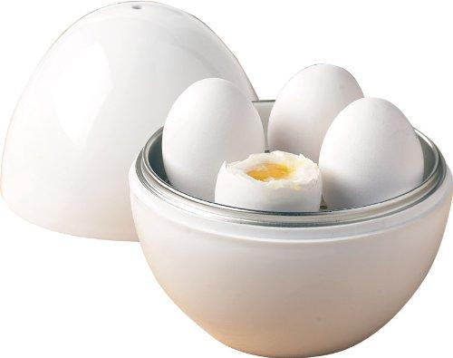 Microwave Hard Boiled Egg front-631771