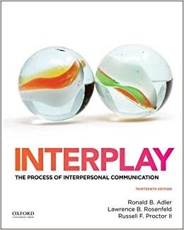 interpersonal communication process essay Free essay: communication is an important skill for people to have in an organization through the interpersonal communication (communication between two or.
