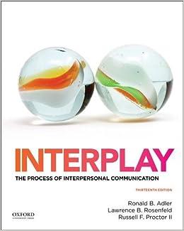 Interpersonal communication process essay