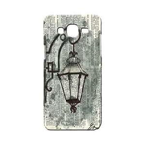 BLUEDIO Designer 3D Printed Back case cover for Samsung Galaxy J2 - G2362