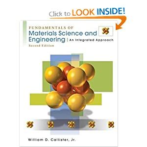 Fundamentals of Materials Science and Engineering - William D. Callister 