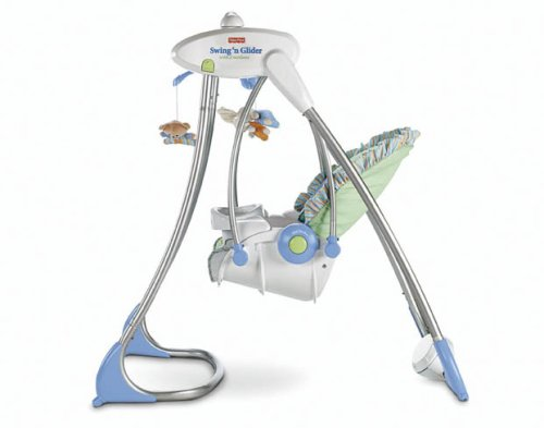 Cheap Fisher Price Rainforest Fisher Price Swing N Glider