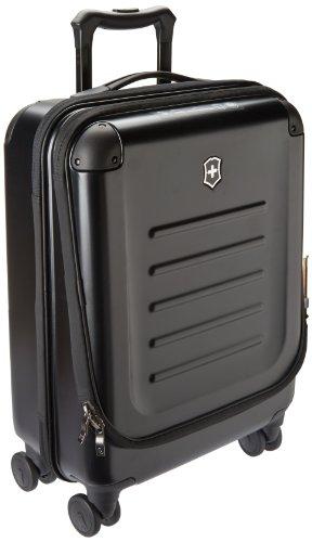 [ビクトリノックス] Victorinox 公式 Spectra 2.0 Spectra Dual-Access Global Carry-On 保証書付 31318001 BK (ブラック)