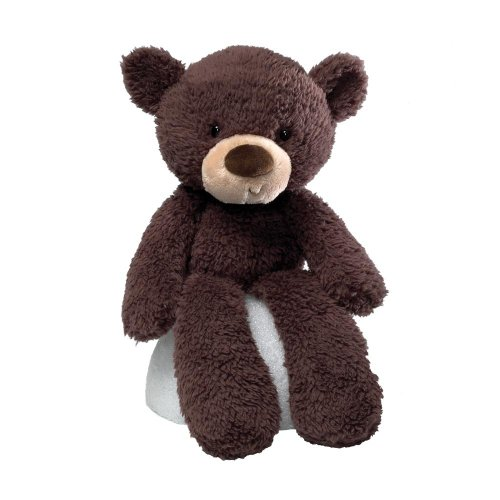 Gund Fuzzy Chocolate 13.5