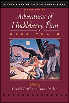 huckleberry finn the great controversy A new edition of mark twain's adventures of huckleberry finn is causing controversy because of the removal of a racially offensive word twain scholar alan gribben says the use of the word nigger .