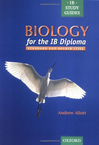 Biology For The Ib Diploma Standard And Higher Level