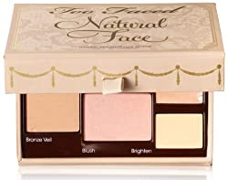 Too Faced Natural Radiance Face Palette 0.65 Ounce